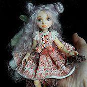 Куклы и игрушки handmade. Livemaster - original item Lana jointed doll. Handmade.