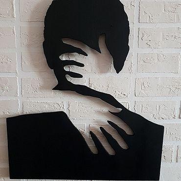"""Картины и панно ручной работы. Ярмарка Мастеров - ручная работа Панно """"Нежность"""". Handmade."""