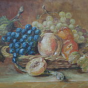 Картины и панно handmade. Livemaster - original item Copy of oil painting still life. Handmade.