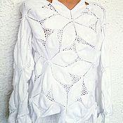 """Одежда ручной работы. Ярмарка Мастеров - ручная работа Авторский пуловер """"New Age"""". Handmade."""