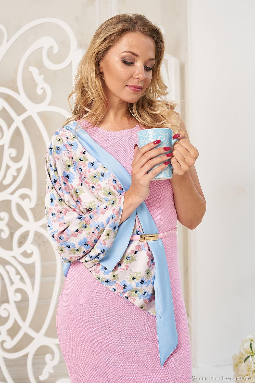 Handkerchief ' Agnes', Shawls1, St. Petersburg,  Фото №1