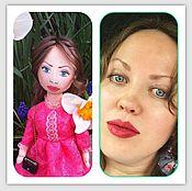 Куклы и игрушки ручной работы. Ярмарка Мастеров - ручная работа Кукла по фото/ Портретная кукла. Handmade.