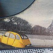 """Для дома и интерьера ручной работы. Ярмарка Мастеров - ручная работа LE PARIS""""  Короб для специй.. Handmade."""