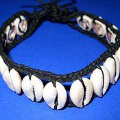 Украшения handmade. Livemaster - original item Brian Kinney bracelet. Cowry shells bracelet. Queer as folk.. Handmade.