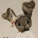 Мишки Тедди ручной работы. Ярмарка Мастеров - ручная работа. Купить Снежана. Handmade. Серый, зайка, ручная авторская работа