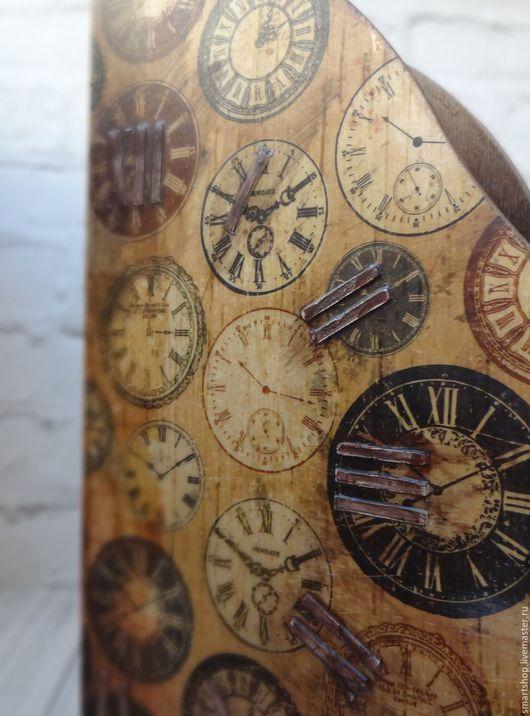 Комплекты аксессуаров ручной работы. Ярмарка Мастеров - ручная работа. Купить Журнальница Хранители времени. Handmade. Часы, течение времени