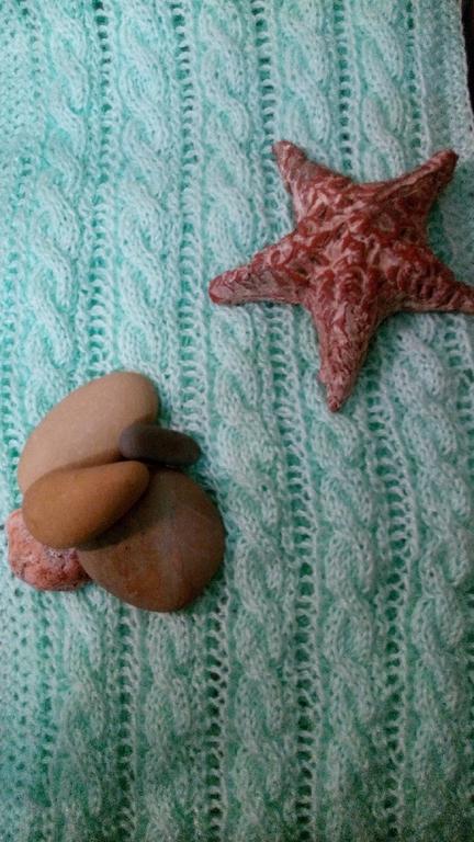 Шарфы и шарфики ручной работы. Ярмарка Мастеров - ручная работа. Купить Мятная гармония. Handmade. Мятный, снуд шарф хомут