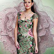 """Одежда ручной работы. Ярмарка Мастеров - ручная работа Платье """"Эдем"""". Handmade."""