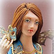 Куклы и игрушки ручной работы. Ярмарка Мастеров - ручная работа Авторская кукла Мадам Ко. Handmade.
