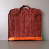 Сумки и аксессуары handmade. Livemaster - original item organizers: Milk chocolate embroidery handbag. Handmade.