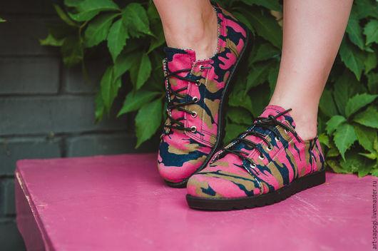 Обувь ручной работы. Ярмарка Мастеров - ручная работа. Купить Кеды 12-337 (СК). Handmade. Мода, сделано с любовью