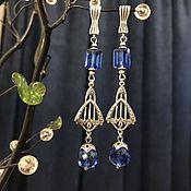 Украшения handmade. Livemaster - original item Art Deco earrings 2. Handmade.