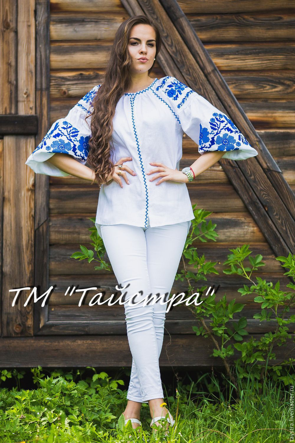 Embroidered blouse Boho, ethnic style, the Bohemia, Blouses, Chernovtsy,  Фото №1