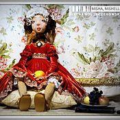 Куклы и игрушки ручной работы. Ярмарка Мастеров - ручная работа Миша, Мишель / Misha, Mishelle. Handmade.