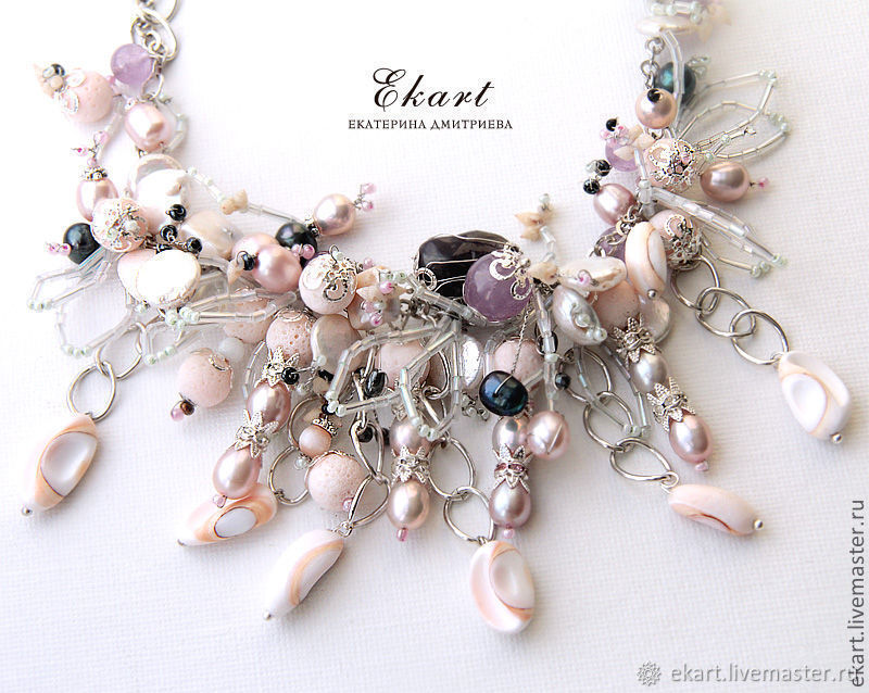 Necklace 'A Rare Gem', Necklace, Moscow,  Фото №1