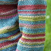 Одежда handmade. Livemaster - original item Knitted cashmere cardigan - jacket. Handmade.