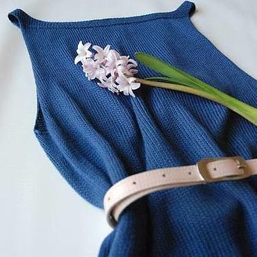 Одежда ручной работы. Ярмарка Мастеров - ручная работа Шелковый топ Бриз. Handmade.
