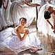 The Painting 'Ballerina', Pictures, St. Petersburg,  Фото №1