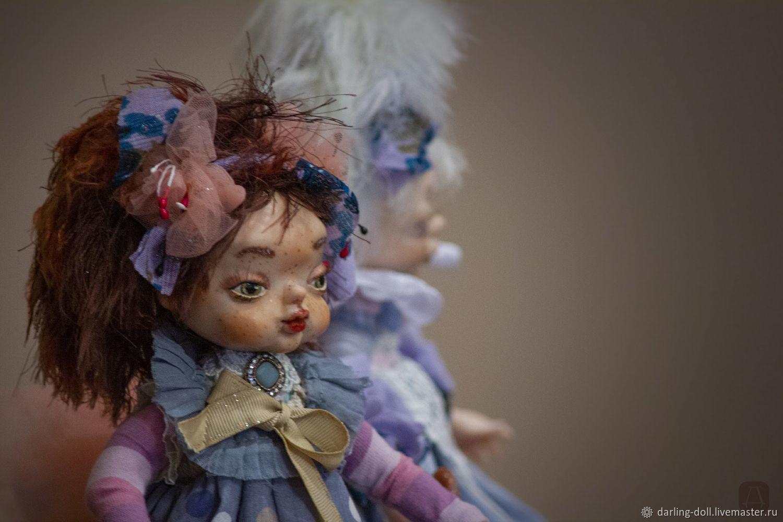 Габи - интерьерная кукла (подставка прилагается), Куклы и пупсы, Казань,  Фото №1