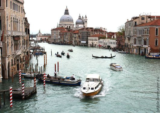 LuStyle. Авторская фоторабота `Венеция глядится в зеркала...`, Венеция, 2014 г.