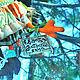 Ароматизированные куклы ручной работы. Заказать Евдотья Потрикеевна. Евгения Бочарова (jane72). Ярмарка Мастеров. Курочка, 1 апреля 2015