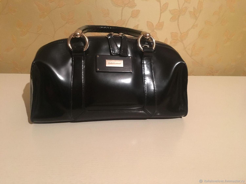 daa6ea22912d Одежда. Ярмарка Мастеров - ручная работа. Купить Винтаж: Итальянская  женская сумка.