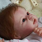 Куклы и игрушки ручной работы. Ярмарка Мастеров - ручная работа Криста. Кукла реборн. Handmade.