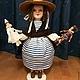Коллекционные куклы ручной работы. Ярмарка Мастеров - ручная работа. Купить Кукла. Handmade. Кукла, балет волшебная лампа, пьеро