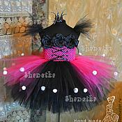 Работы для детей, ручной работы. Ярмарка Мастеров - ручная работа Пышное платье для девочки Фея. Handmade.