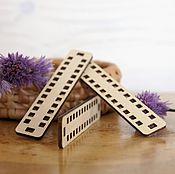 Органайзеры ручной работы. Ярмарка Мастеров - ручная работа Деревянный органайзер мини для ниток, органайзер деревянный. Handmade.