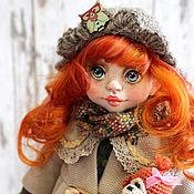 Куклы и игрушки ручной работы. Ярмарка Мастеров - ручная работа Рыжая Люся.... Handmade.