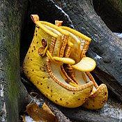 Обувь ручной работы. Ярмарка Мастеров - ручная работа Crazy Bananas. Handmade.