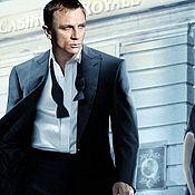 Аксессуары handmade. Livemaster - original item Tie. Samosas Bond (007). Handmade.