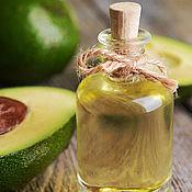 Материалы для творчества handmade. Livemaster - original item Avocado oil refined. Handmade.