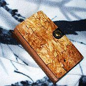 Русский стиль ручной работы. Ярмарка Мастеров - ручная работа Кожаный чехол для смартфона. Handmade.