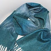 Аксессуары handmade. Livemaster - original item Felted scarf for men