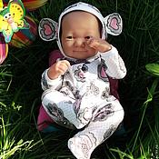 Куклы и игрушки ручной работы. Ярмарка Мастеров - ручная работа одежда для малышей. Handmade.