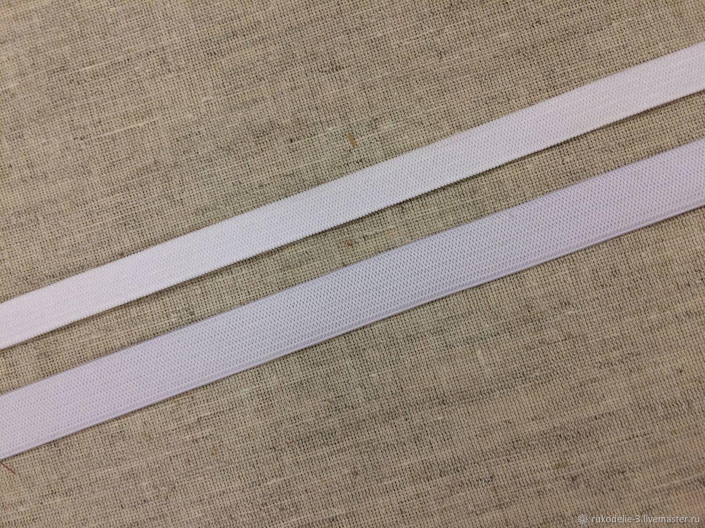 Резинка 10-15мм -№2 тесьма эластичная плоская, Материалы, Балашиха, Фото №1