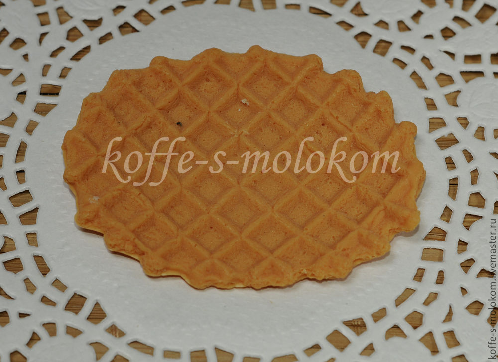 Silicone molds for soap oval Wafer, Form, Moscow,  Фото №1