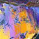 """Пейзаж ручной работы. """"Приют Отшельника"""" авторская картина маслом на холсте. ЯРКИЕ КАРТИНЫ Наталии Ширяевой. Интернет-магазин Ярмарка Мастеров."""