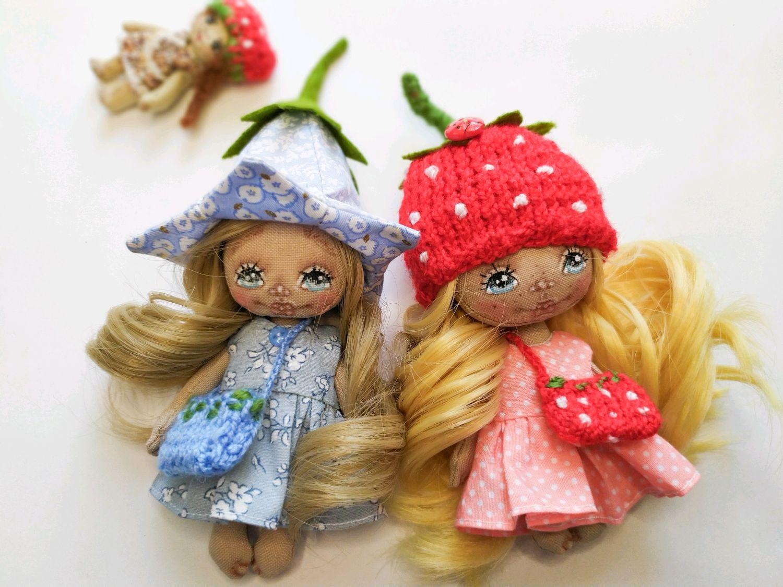 Frida doll, frida kahlo, frida doll, brooch doll, fabric frida, Dolls, Neftekamsk,  Фото №1