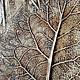 """Картины цветов ручной работы. Панно"""" Воспоминание о лете"""". Бриллиантова Зоя. Ярмарка Мастеров. Природные материлы, битум"""