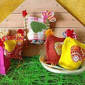 Подарки к праздникам ручной работы. Ярмарка Мастеров - ручная работа Курочка-Хранительница шоколадных и пасхальных яиц. Handmade.