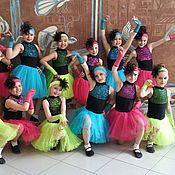 Работы для детей, ручной работы. Ярмарка Мастеров - ручная работа Сценический танцевальный костюм. Handmade.