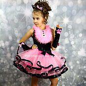 Работы для детей, handmade. Livemaster - original item Cat costume. Handmade.