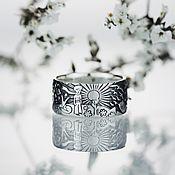 Кольца ручной работы. Ярмарка Мастеров - ручная работа Маленький принц - Серебряное кольцо - Кольцо с гравировкой. Handmade.