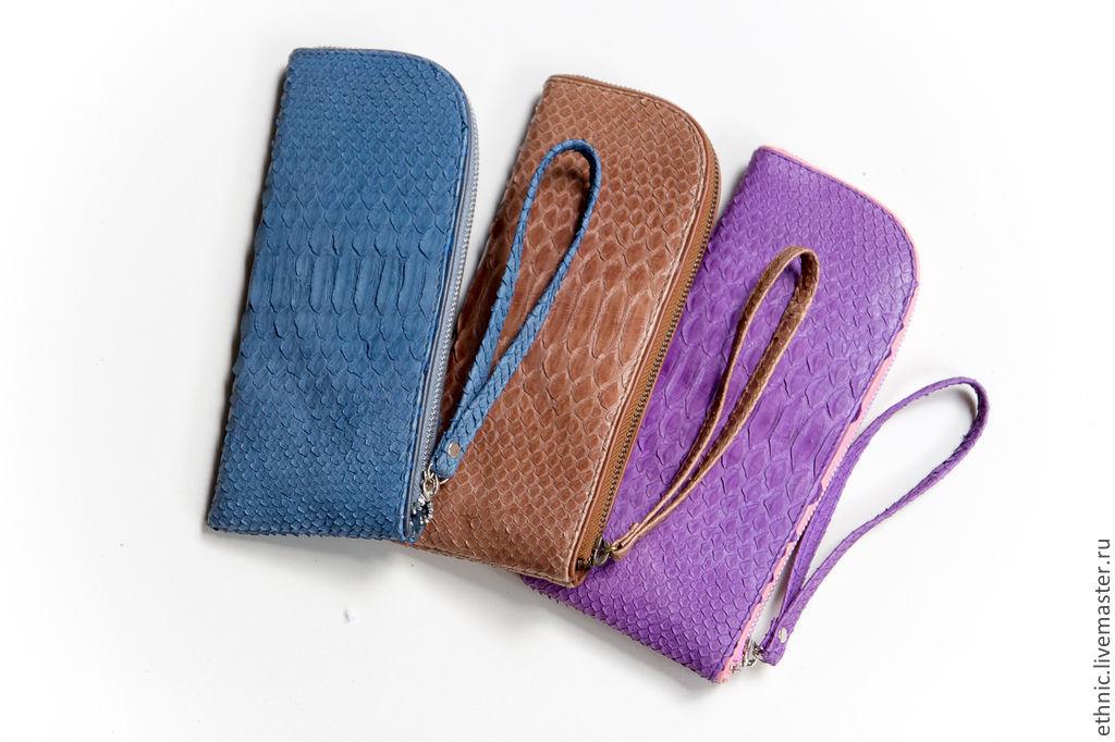 Wallet genuine Python skin, Wallets, Denpasar,  Фото №1