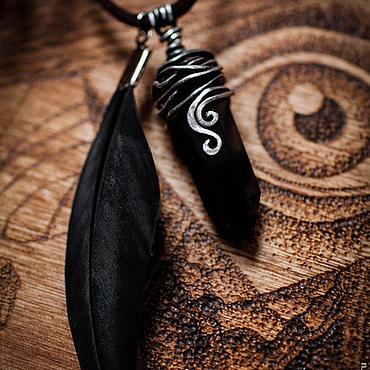 """Украшения ручной работы. Ярмарка Мастеров - ручная работа Подвеска """"Witches night"""". Handmade."""