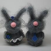 Куклы и игрушки ручной работы. Ярмарка Мастеров - ручная работа Молодожены. Handmade.