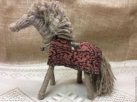 Народные куклы ручной работы. Ярмарка Мастеров - ручная работа. Купить Солнечный конь. Handmade. Солнечный конь, семейный оберег